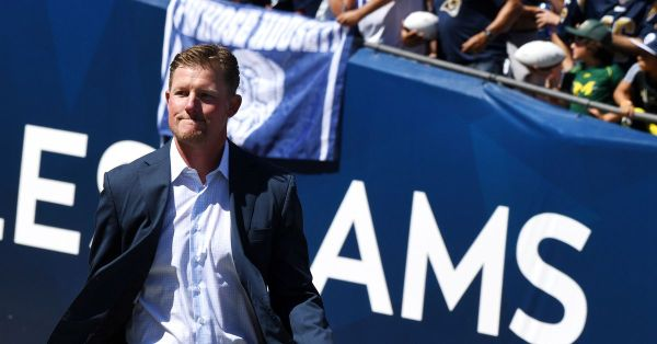 Opinion: Los Angeles Rams GM Les Snead disappoints again with flashy trade