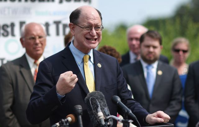 Rep. Brad Sherman (D-CA) has drafted legislation to stop a US-Saudi nuclear deal.