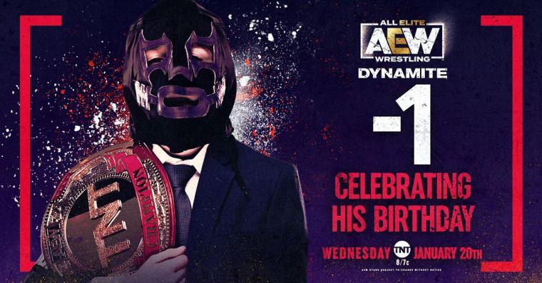 -1's birthday, Mox's return to action highlight Jan. 20 Dynamite