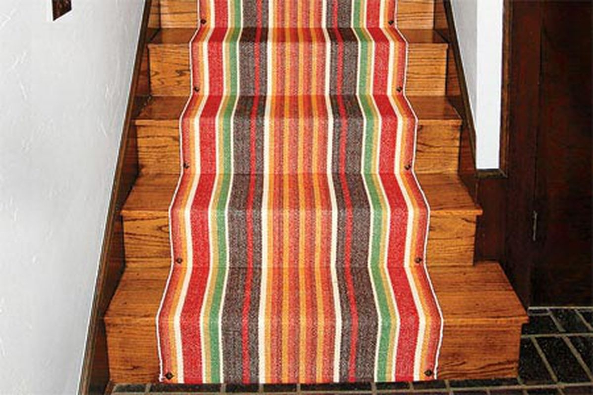 Diy Stair Runner Install One In 4 Steps This Old House | Temporary Carpet For Stairs | Non Slip | Stair Treads | Tile | Protection | Plastic