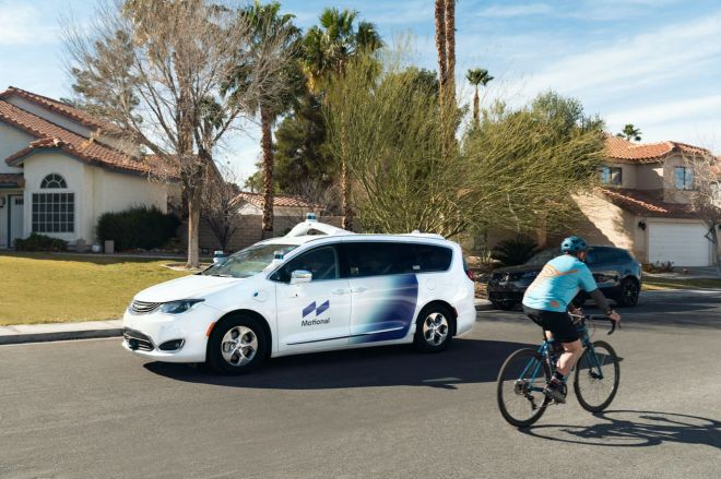 Motional1.0 Motional is now testing fully autonomous vehicles in Las Vegas   The Verge