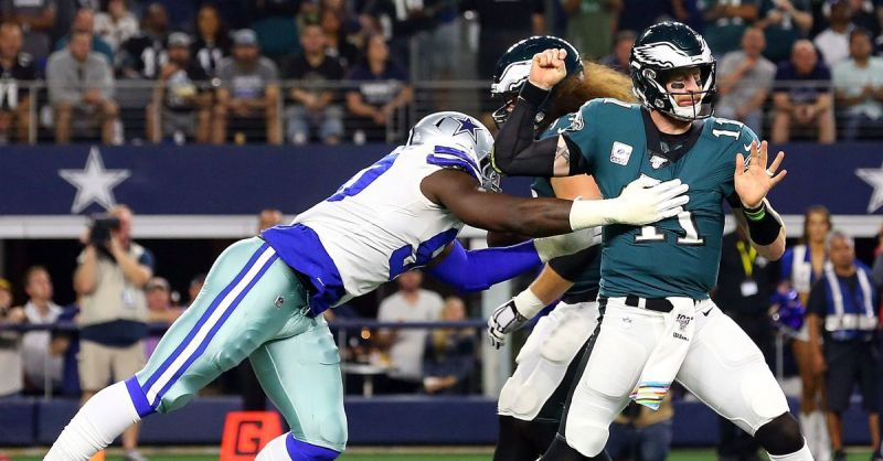 Ten thoughts on the Dallas Cowboys 37-10 beat down of the Philadelphia Eagles
