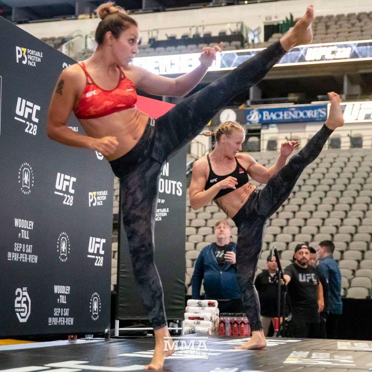 Antonina Shevchenko gets new opponent at TUF 28 Finale - MMA Fighting
