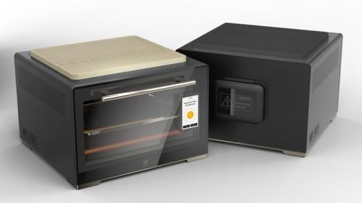 Bildergebnis für New Smart Oven identifies Food and Cooks it