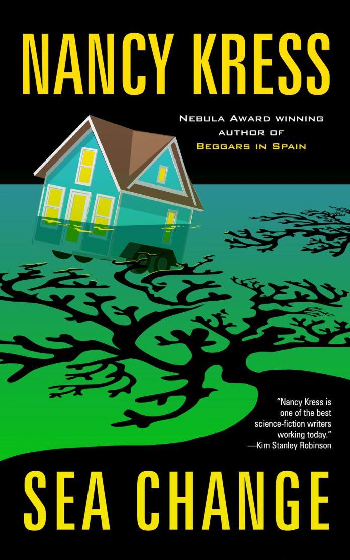 Sea Change by Nancy Kress cover