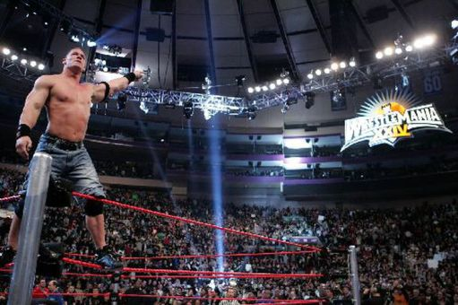 Image result for john cena royal rumble 2008
