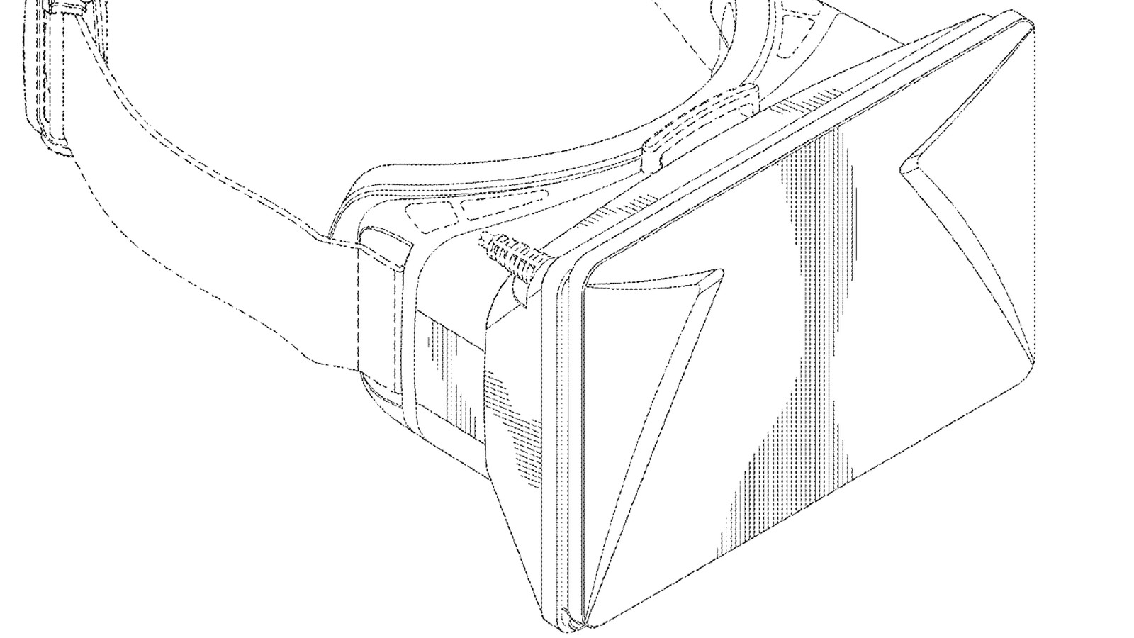 Oculus Vr Gets A Virtual Reality Headset Design Patent