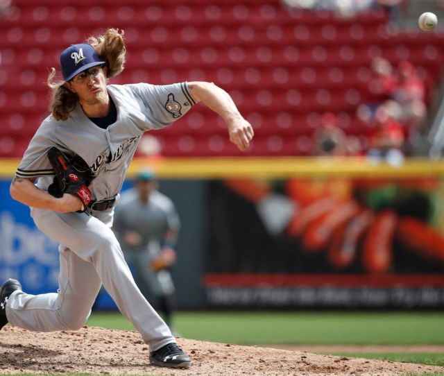 Josh Hader And The Milwaukee Brewers May Make Us Change How We Think About Pitching