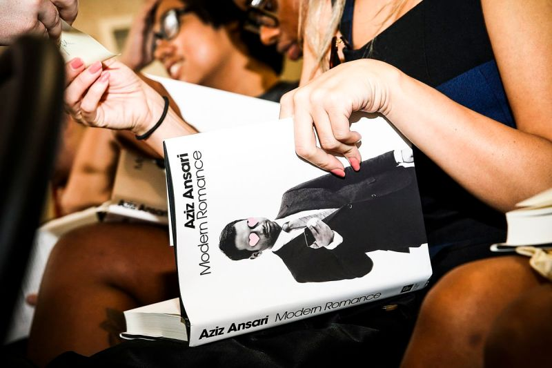 Modern Romance, published by comedian Aziz Ansari and sociologist Eric Klinenberg on June 16, 2015, looked at the complexities of modern-day dating