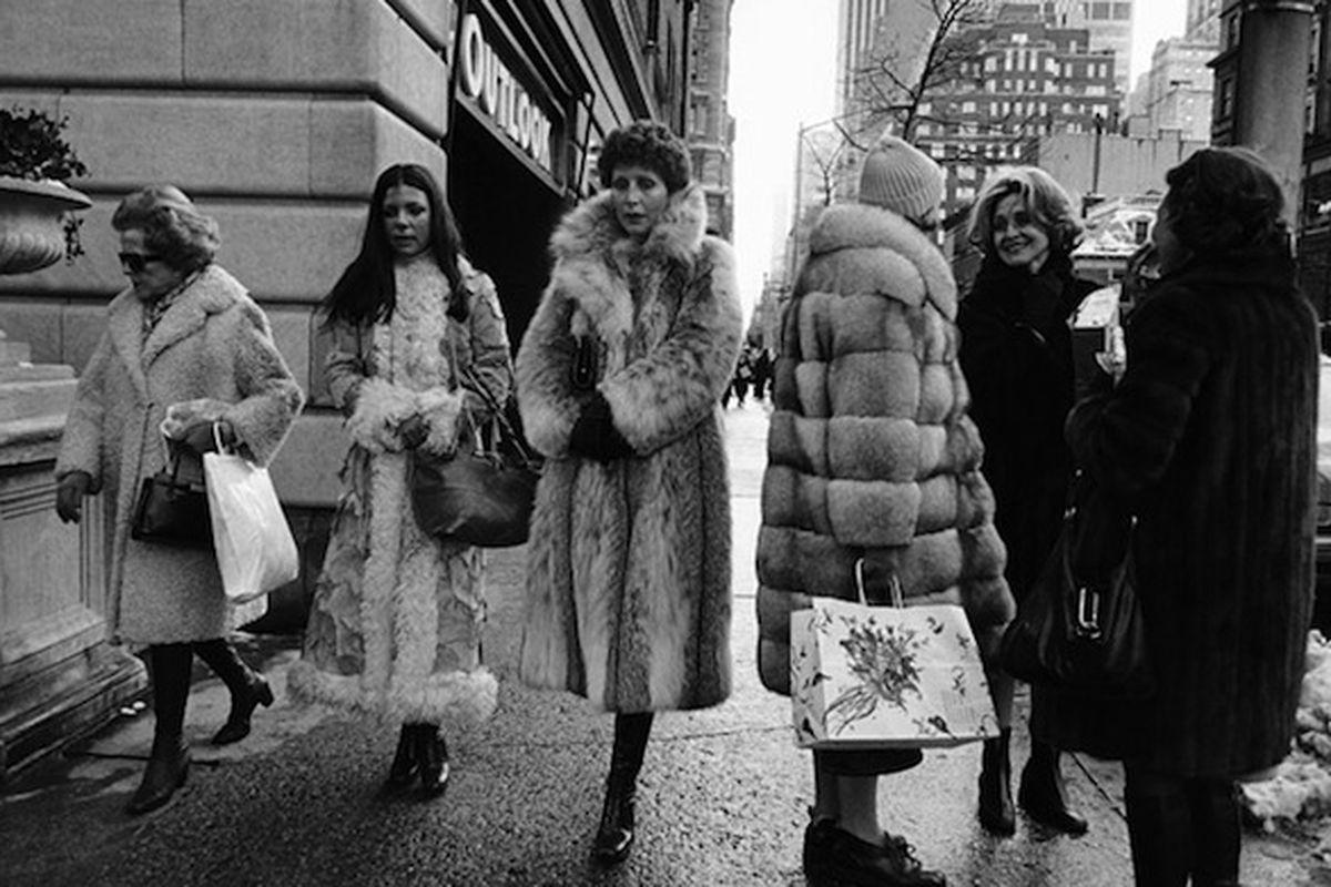 These Vintage Street Style Photos Explain Fashion S 70s