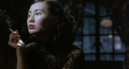 Maggie Cheung in Center Stage