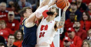 Nebrasketball: Can't Handle Short-Handed Michigan