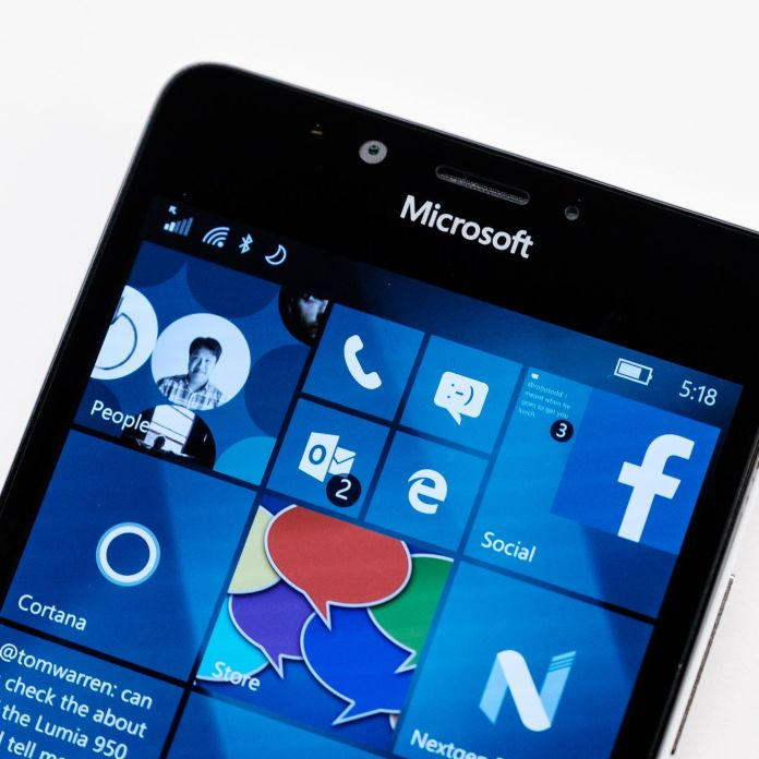 Microsoft starts selling Lumia Windows phones again - The Verge