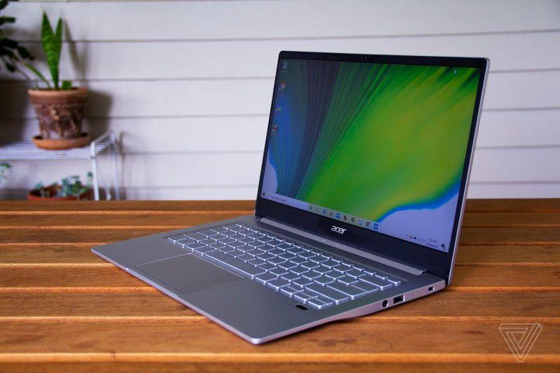 Miglior laptop economico 2021: Acer Swift 3