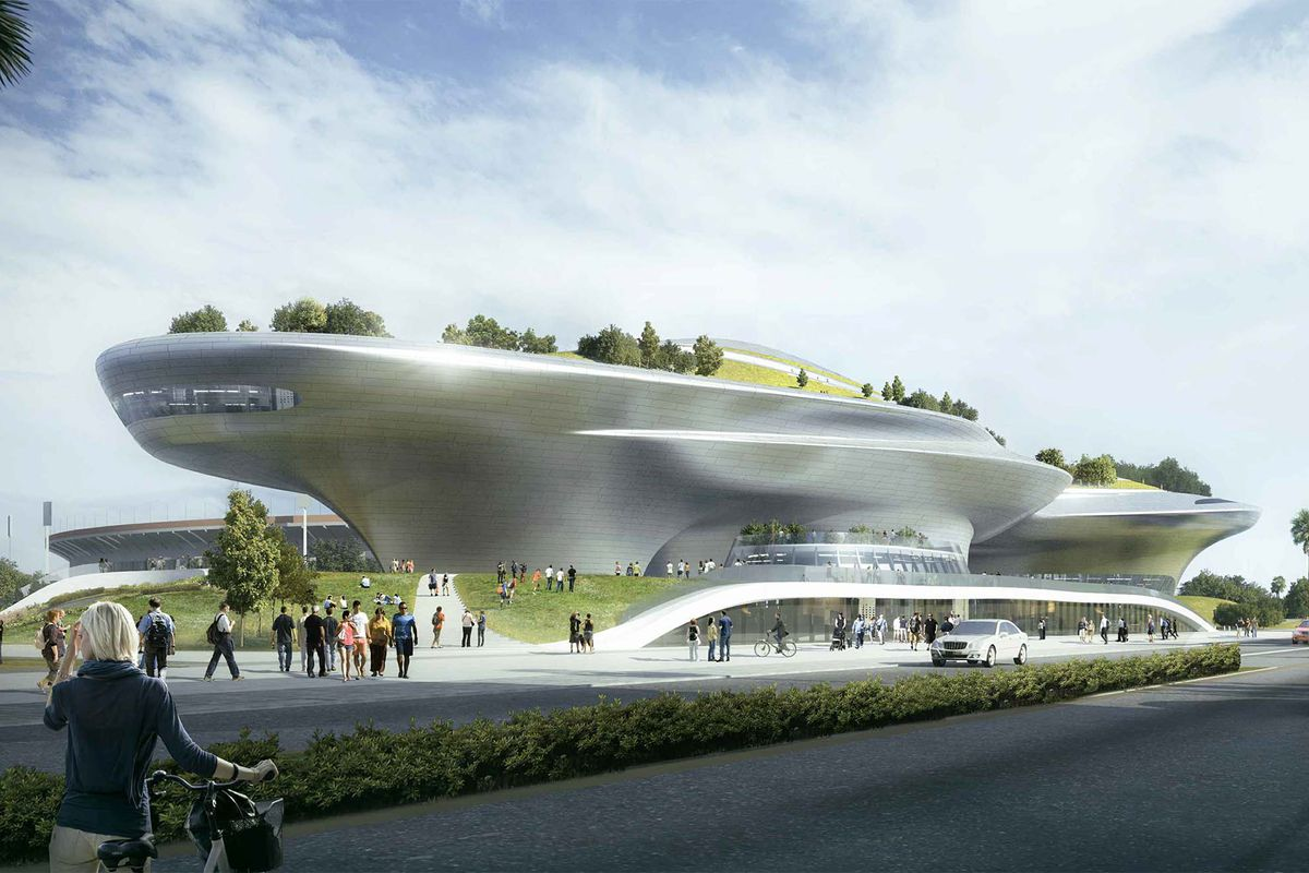 Image result for george lucas museum