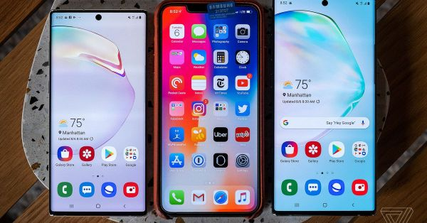 IPhone 11 Pro Vs Samsung Galaxy S10 Iphone 11 Vs Galaxy S10
