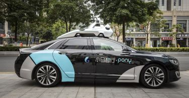Chinese startup Pony.ai gets approval to test driverless vehicles in California