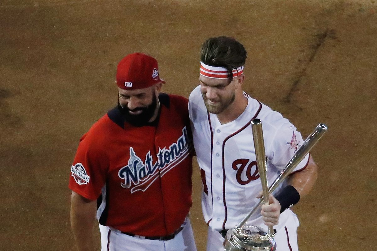 Did Bryce Harper And His Dad Cheat To Win The 2018 Home