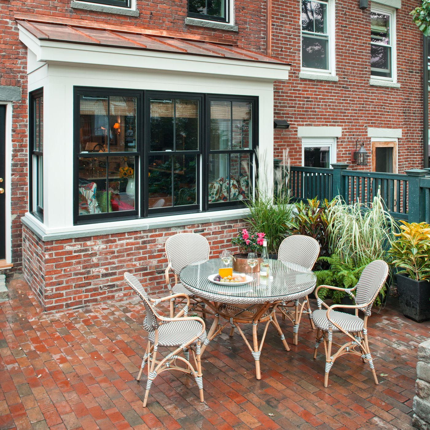 all about patios this old house
