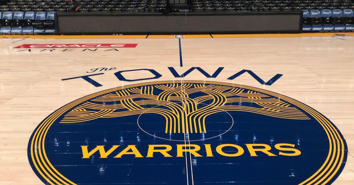 Logo Oakland Warriors Tree