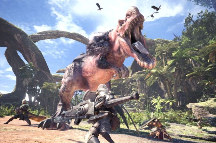 Image result for Monster Hunter: World