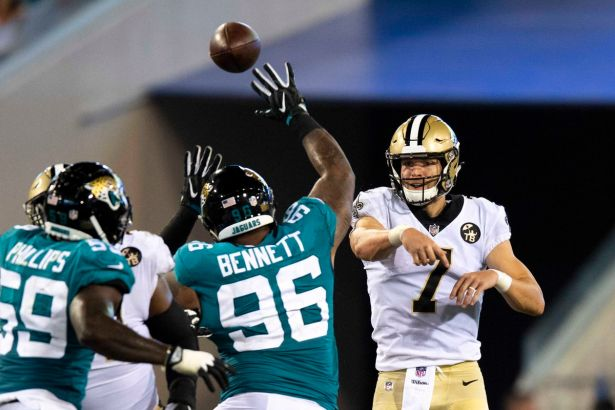 Image result for taysom hill saints