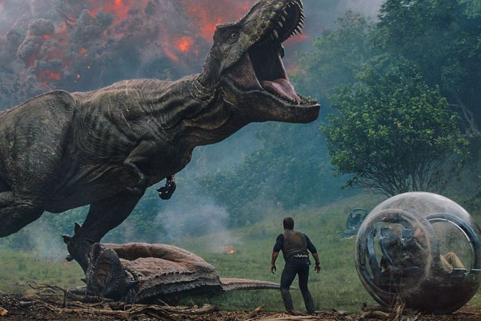 Jurassic World: Fallen Kingdom review — a stunning disappointment - The  Verge