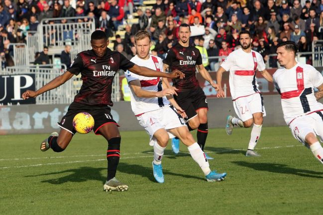 Image result for photos of cagliari v milan