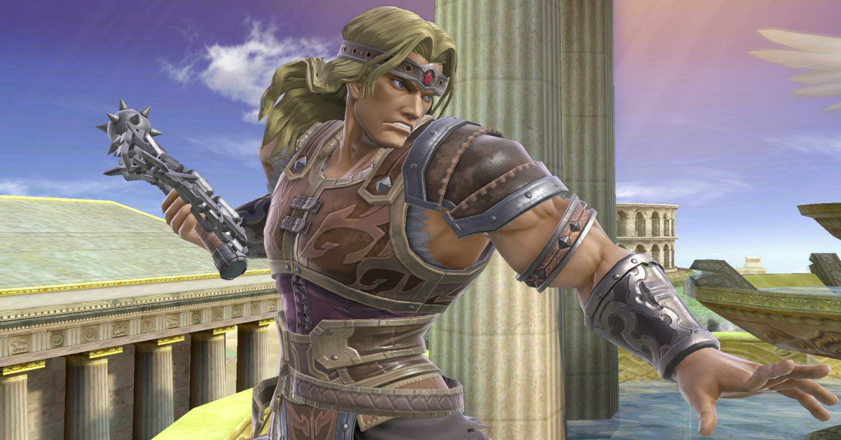 Nintendo shuts down Super Smash Bros. tournament for using mods to play online