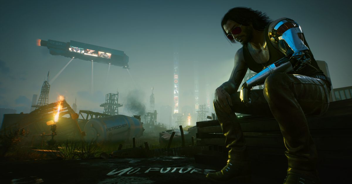 A Cyberpunk 2077 security exploit makes installing mods risky business
