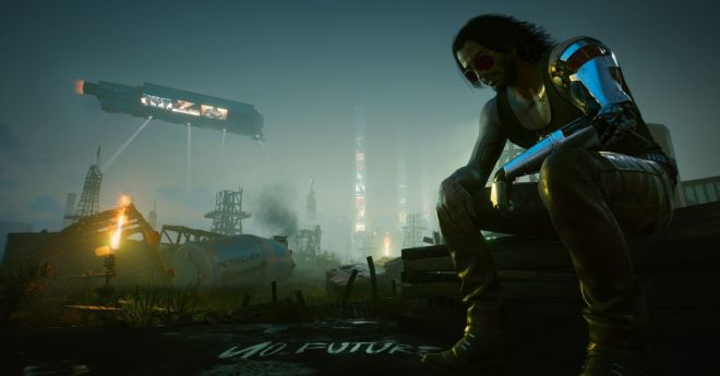 Cyberpunk 2077 full development reportedly didn't start until 2016