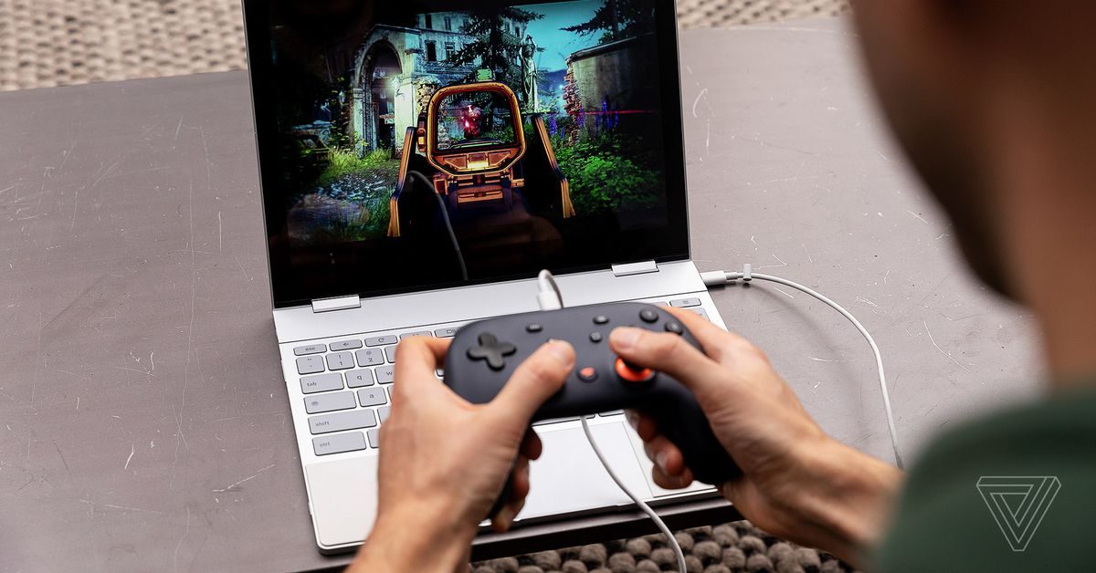 Google Stadia expands to eight more European countries, just in time for Cyberpunk 2077