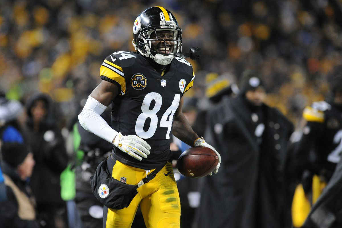 Antonio Brown To Return From Injury In Time For Steelers