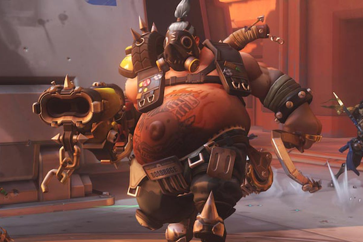 Roadhogs Hook Will Finally Be Nerfed But Theres A Catch