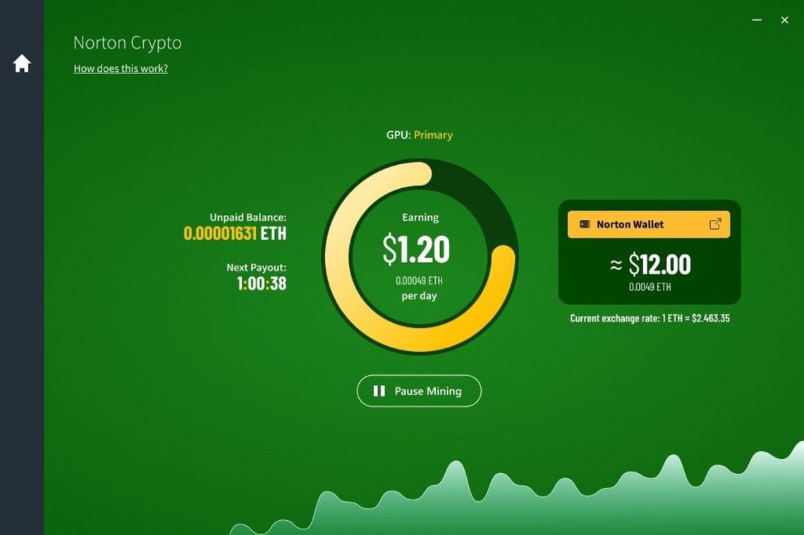 Your next laptop may come with a cryptominer, courtesy of Norton