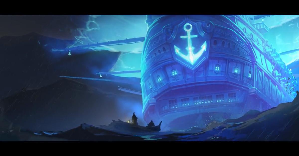 World Of Warcraft Blizzard Releases New Battle Of Azeroth Jaina Short Polygon