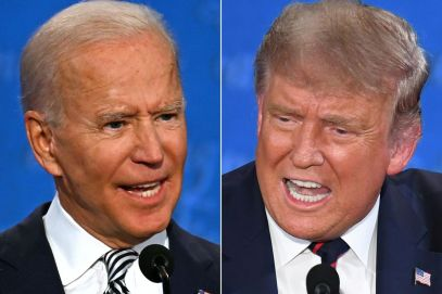 First presidential debate fact check: Donald Trump, Joe Biden square off - Chicago Sun-Times