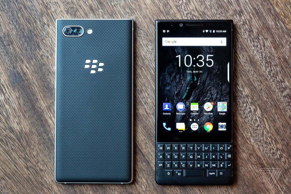BlackBerry Key2 Gets July 13th Release Date And Preorders