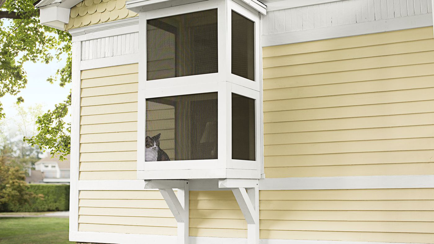 how to build a catio this old house