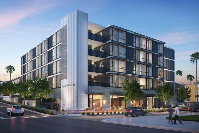 Handsome Shipping Container Complex Will Provide Housing For Homeless