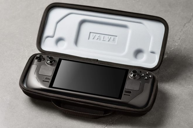 Steam_Deck_case.0 Valve's Steam Deck: all the news about the new gaming handheld | The Verge