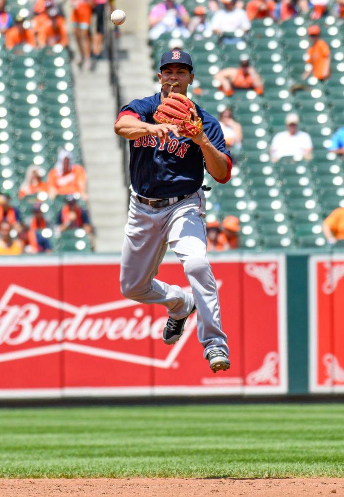 MLB: JUL 21 Red Sox at Orioles