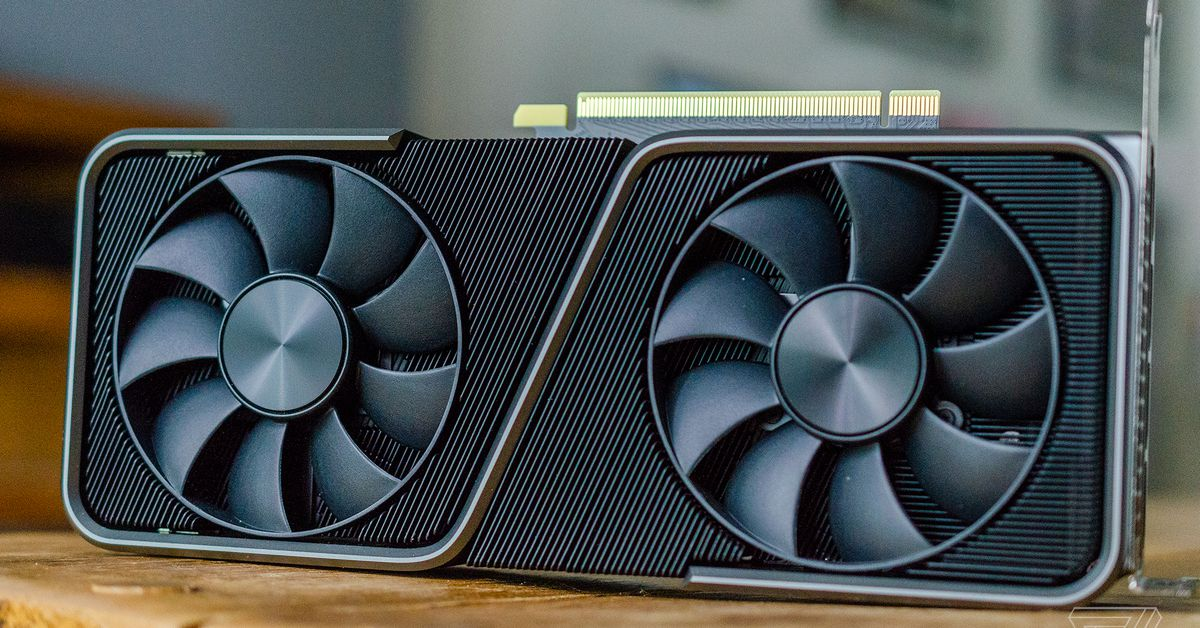 Steam survey suggests Nvidia's RTX 3070 is actually trickling into the hands of gamers