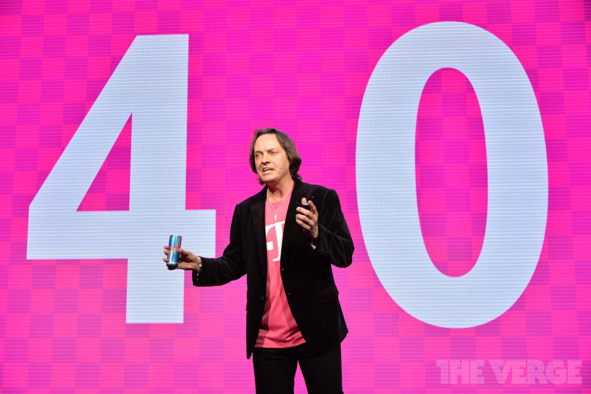 International Business: T-Mobile growth fast