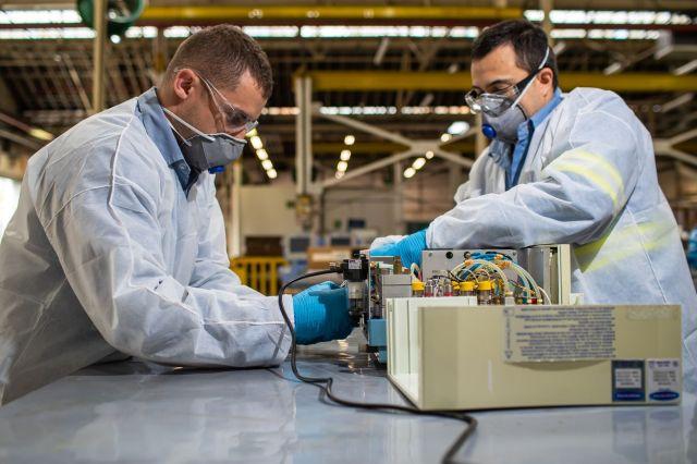 General Motor's Factory in Sao Caetano do Sul Repairs Ventilators from Public and Private Hospitals