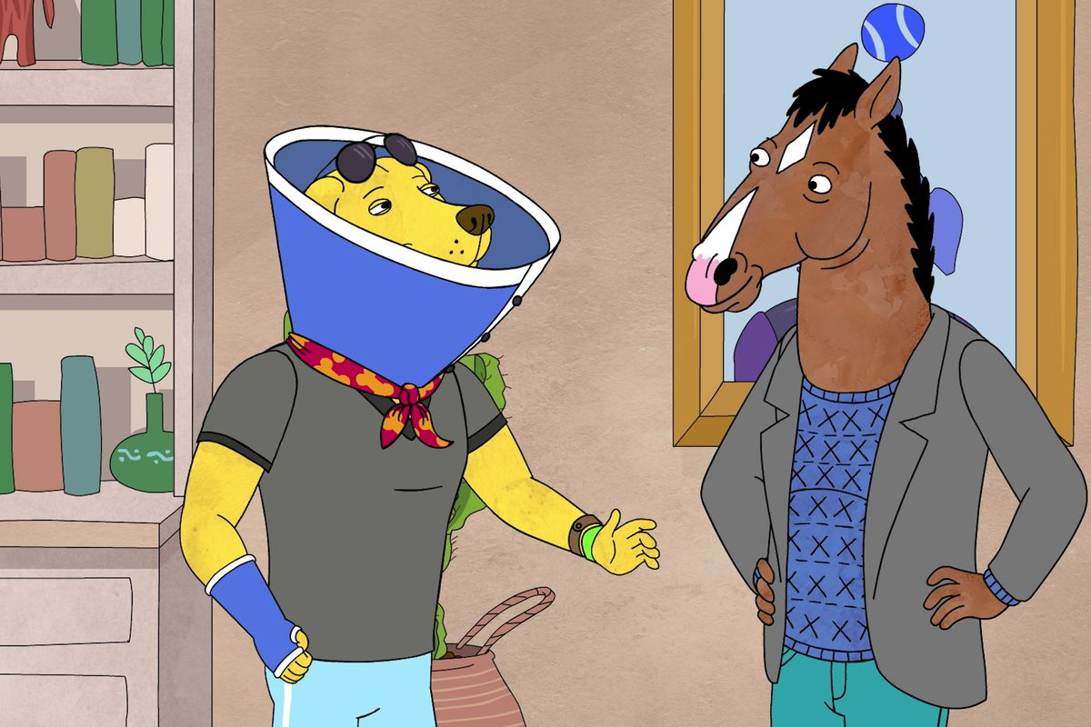 Bojack Horseman Is Famous For Being Emotionally Wrenching