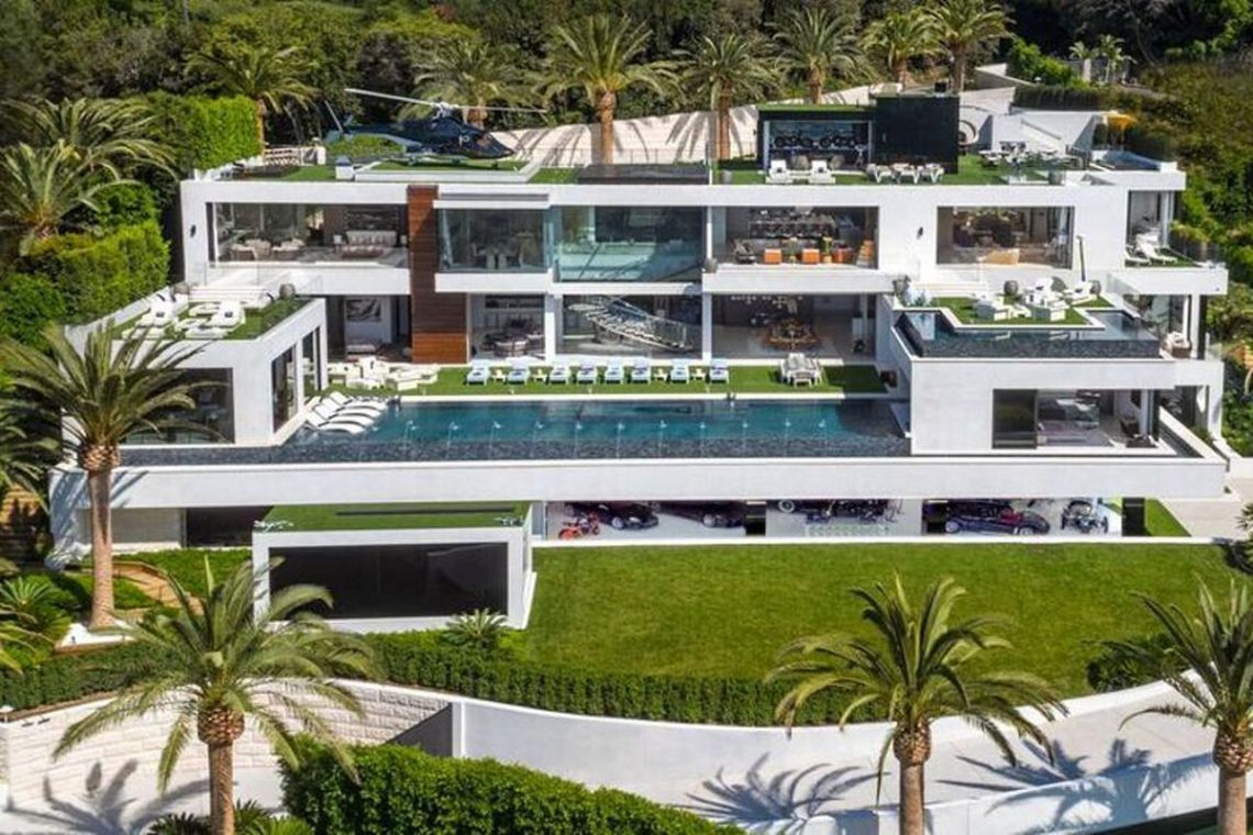 Americas New Most Expensive House Lists For M