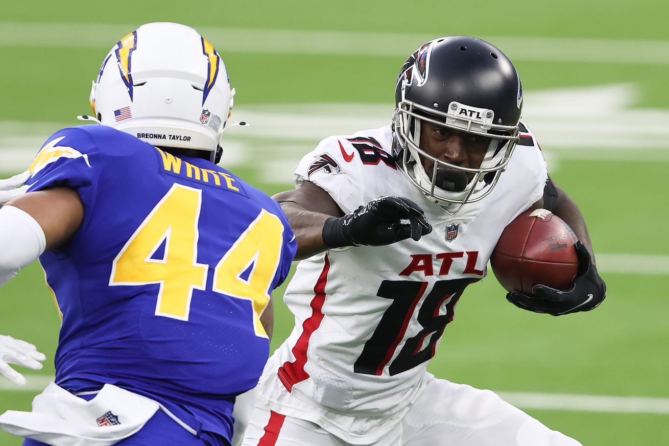 Atlanta Falcons v Los Angeles Chargers