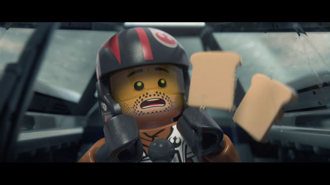 Lego Star Wars The Force Awakens Leaked Bridges Gap Between Episodes VI And VII Polygon