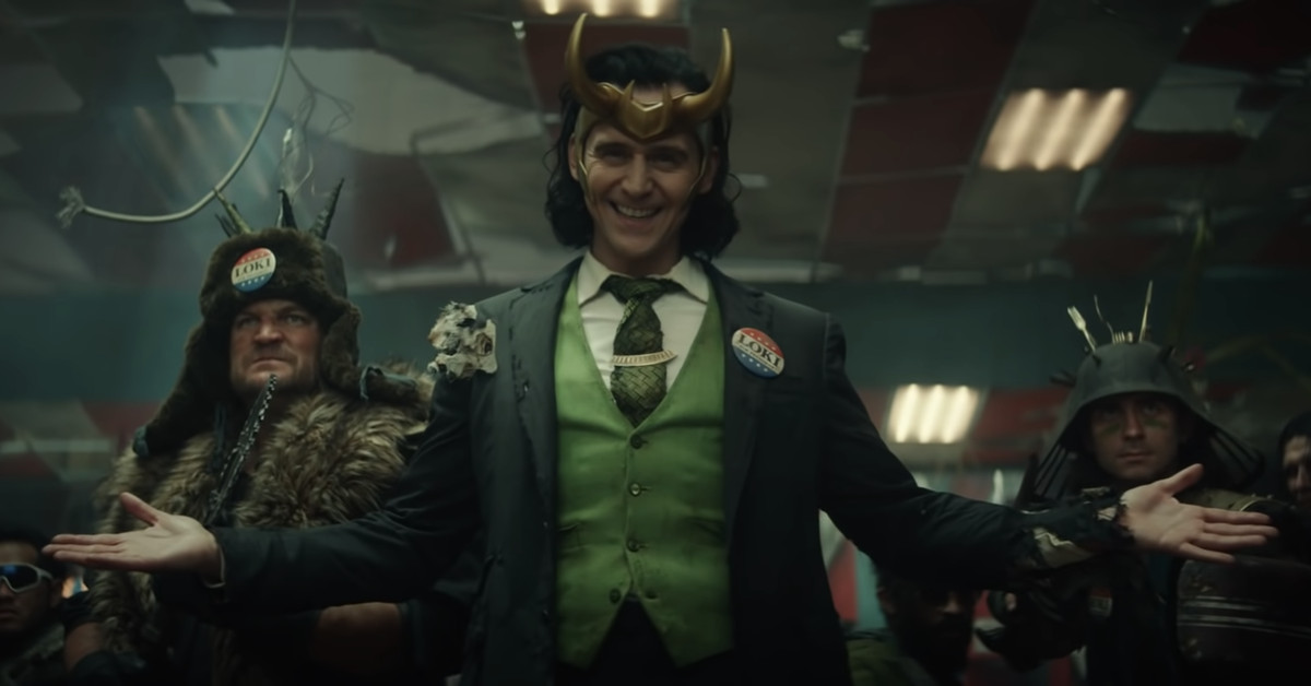 Loki's show is coming out two days earlier, in the spirit of the trickster god